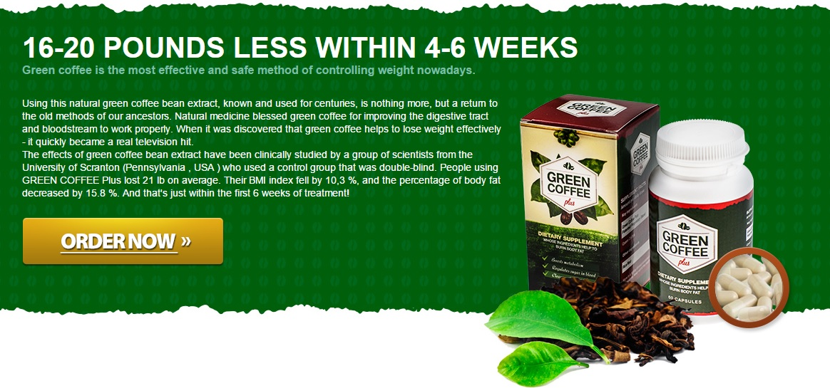 GREEN COFFEE Plus is a revolutionary formulation to shed additional kilos. It's created for all those who wish to lose weight once and for all - easily, quickly and effectively.
