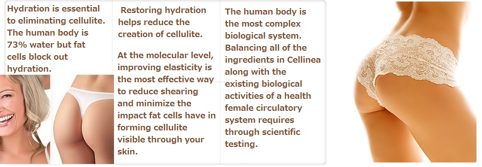 Cellinea proven formula against Stretch Marks