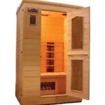 Two Person Sauna by SeaMax