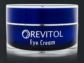 REVITOL EYE CREAM looking younger