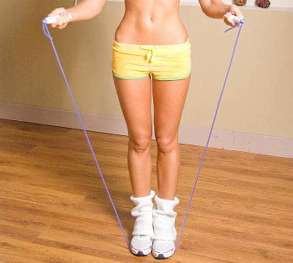 The Correct Adjustment on Your Jump Rope