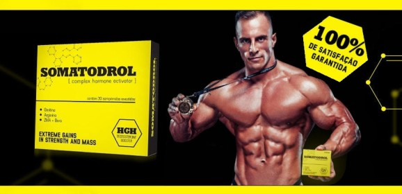 Somatodrol a product which stimulates testosterone and growth hormone production.