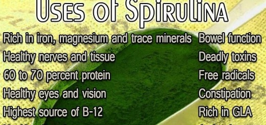 People report feeling benefits whenever and however they take Spirulina.