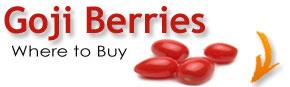 Where to buy Goji berry