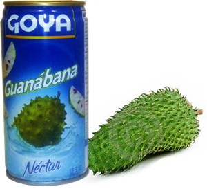Guanabana cancer