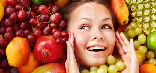 Foods for Clear Skin and get rid of facial hear