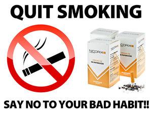 quit smoking fast