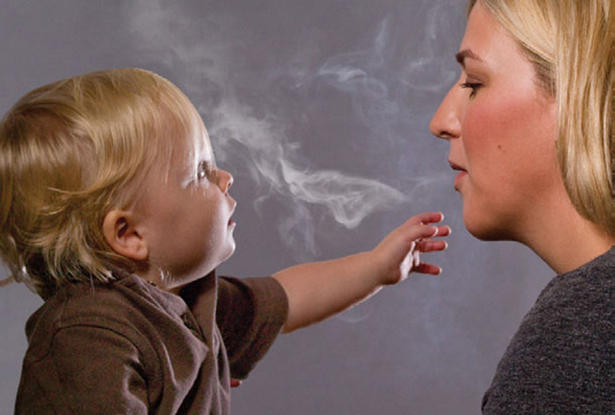 The smoke that is exhaled by a smoker (mainstream smoke) — is almost as dangerous as smoking.
