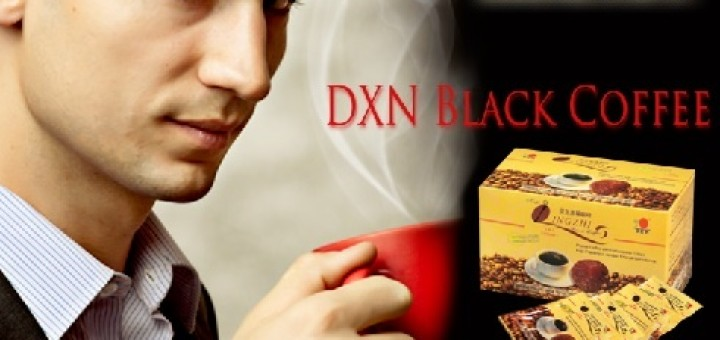strong black and healthy coffee