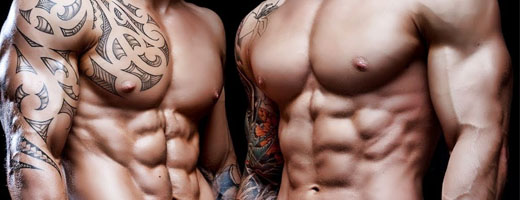 With Human Growth Hormone - 20 years can be taken off